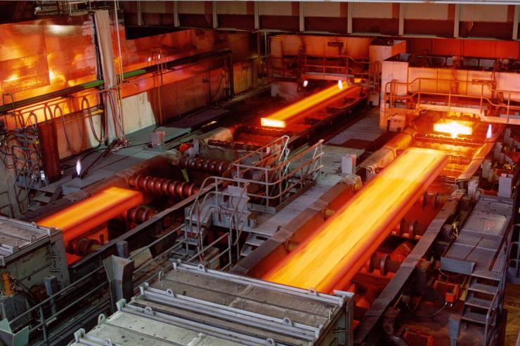 оборудование металлургического кобмината
